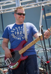 Andrew White - Bass, Vocals